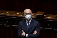 <p>Rapporti con il Parlamento (Photo by Antonio Masiello/Getty Images)</p>