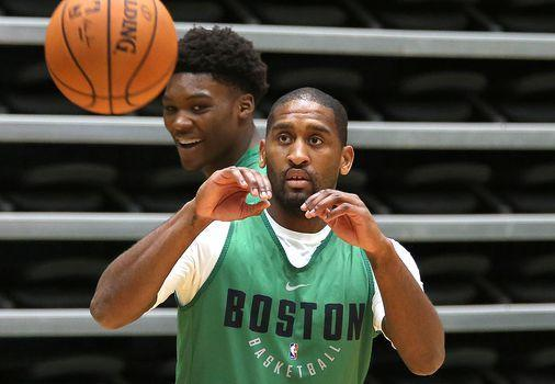 Brad Wanamaker is back with Celtics, with something to prove