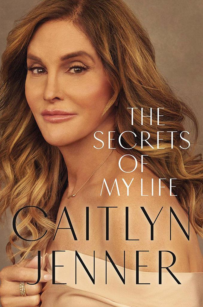 Caitlyn Jenner book cover