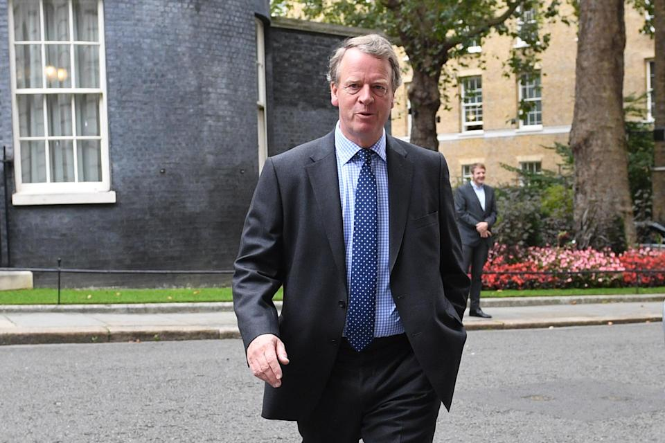 Scottish Secretary Alister Jack described the Brexit deal agreed by the UK as 'historic' (Stefan Rousseau/PA)