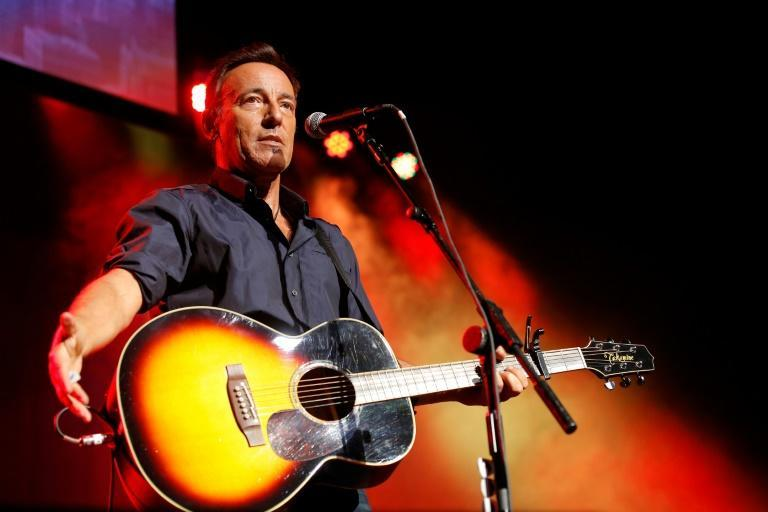 Bruce Springsteen, seen playing Madison Square Garden in New York in November 2013, will headline a summer concert in Central Park