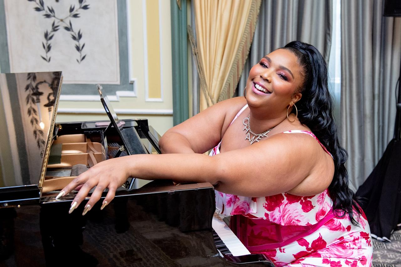 """<p>Lizzo <a href=""""https://www.popsugar.com/fitness/Lizzo-Quotes-About-Body-Positivity-June-2019-46257564"""" class=""""ga-track"""" data-ga-category=""""Related"""" data-ga-label=""""https://www.popsugar.com/fitness/Lizzo-Quotes-About-Body-Positivity-June-2019-46257564"""" data-ga-action=""""In-Line Links"""">spoke candidly about self-care</a> and how she doesn't promote a <a href=""""https://www.npr.org/sections/world-cafe/2019/06/11/731294146/lizzo-is-in-the-eye-of-a-superstar-storm"""" target=""""_blank"""" class=""""ga-track"""" data-ga-category=""""Related"""" data-ga-label=""""https://www.npr.org/sections/world-cafe/2019/06/11/731294146/lizzo-is-in-the-eye-of-a-superstar-storm"""" data-ga-action=""""In-Line Links"""">""""commercialized"""" version of it</a>. """"I feel a responsibility as a pioneer in this wave of body positivity to push the narrative further,"""" she told <strong>NPR</strong> in June. """"I'm not even gonna get into it, but they're just saying, like, 'self-care is all facials and mimosas,' and there are people using the term 'body positivity' but still posting, like, really gorgeous glamour shots. And I get it. That's fine. Everyone deserves to speak on it, everyone deserves to have ownership of their body positivity. But I'm not just gonna settle for that anymore. I think that there's something to emotions and vulnerability and expressing those emotions in a more vulnerable way to yourself that I think we haven't tapped into.""""</p>"""