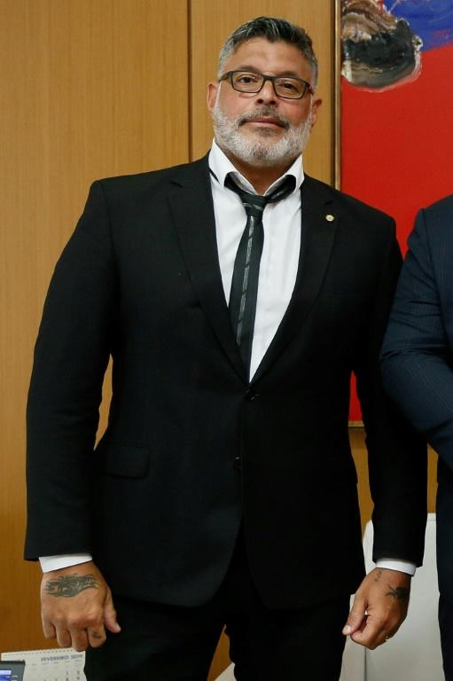 Brazilian congressman and former porn star Alexandre Frota has been kicked out of Jair Bolsonaro's far-right party for criticizing the president's decision to nominate his own son as ambassador to the US