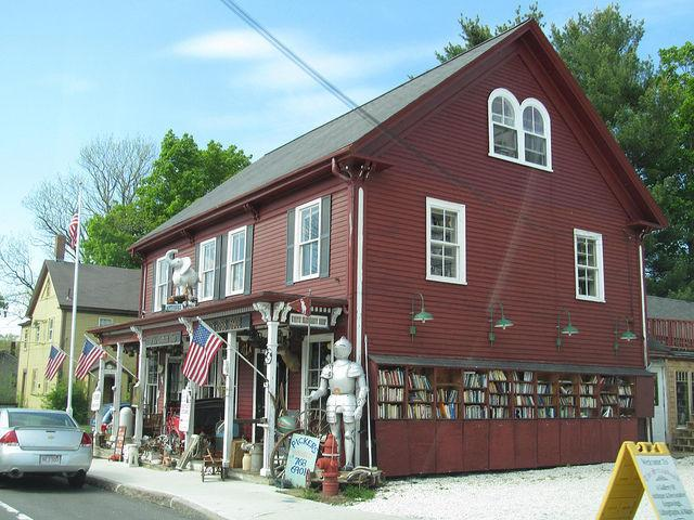 The 50 Best Small Towns For Antiques