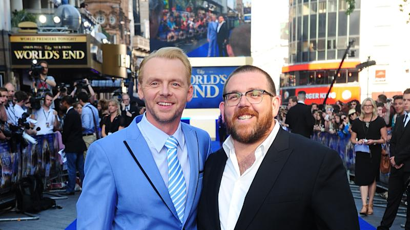 Simon Pegg and Nick Frost's new series to air on Amazon Prime Video