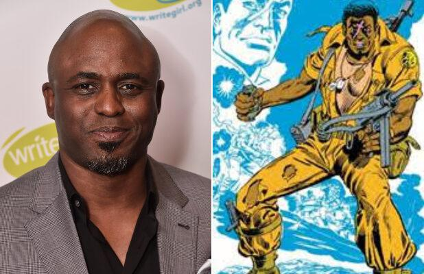 'Black Lightning' Adds Wayne Brady as the Villain Gravedigger