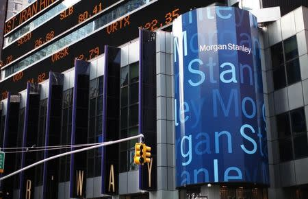 Morgan Stanley's new president cements role as enforcer-in-chief