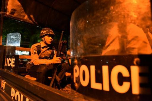 Myanmar police make arrests after nationalist, Muslim scuffle