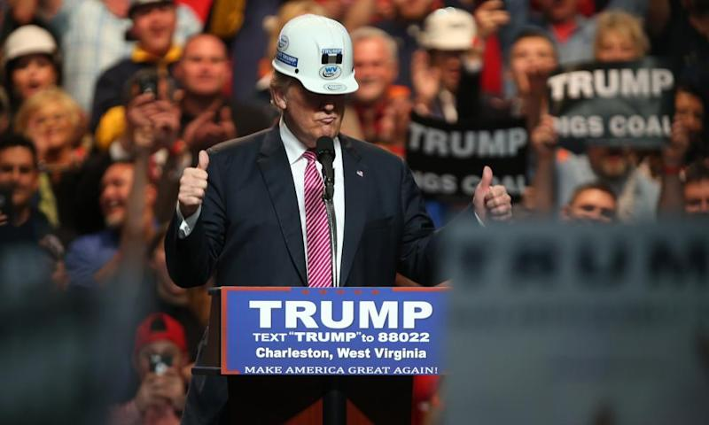 Donald Trump campaigned on a pledge to rebuild America's infrastructure, and doubled down on that pledge last week.