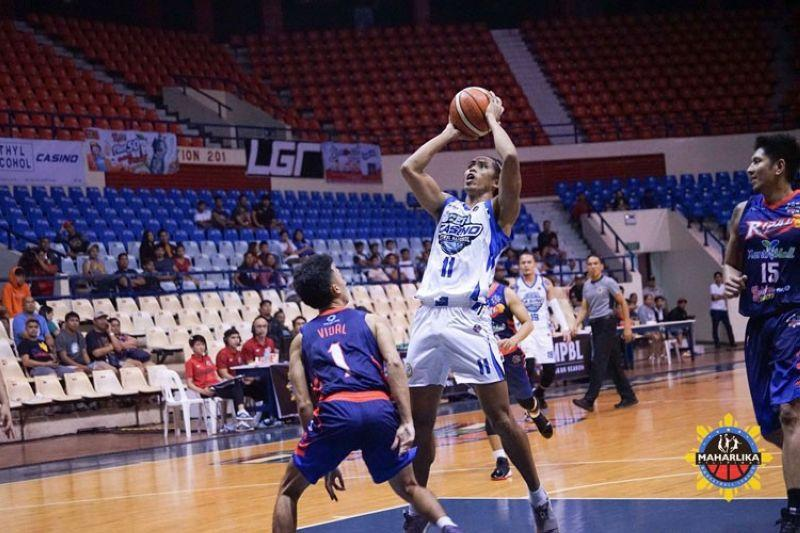 Cebu routs Navotas, still hopeful for playoff bid in MPBL