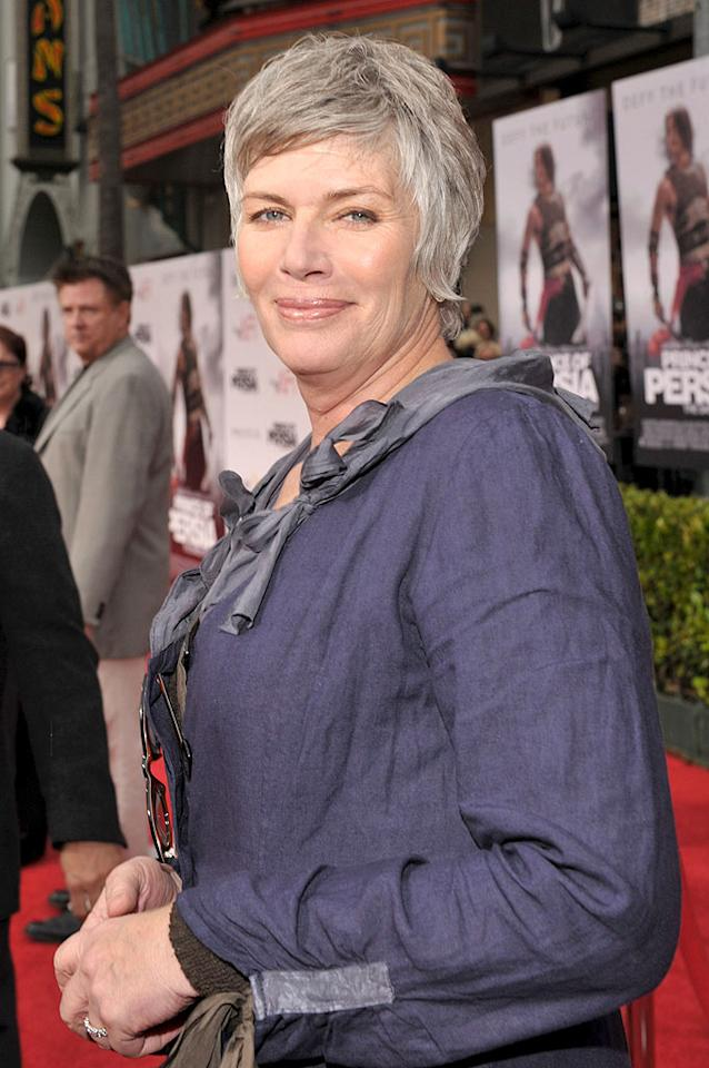 "She might have been every guy's dream in ""Top Gun,"" but actress Kelly McGillis divulged in an April 2009 interview that she's ""done with the man thing."" She added, ""You need to move on in life."" Lester Cohen/<a href=""http://www.wireimage.com"" target=""new"">WireImage.com</a> - May 17, 2010"