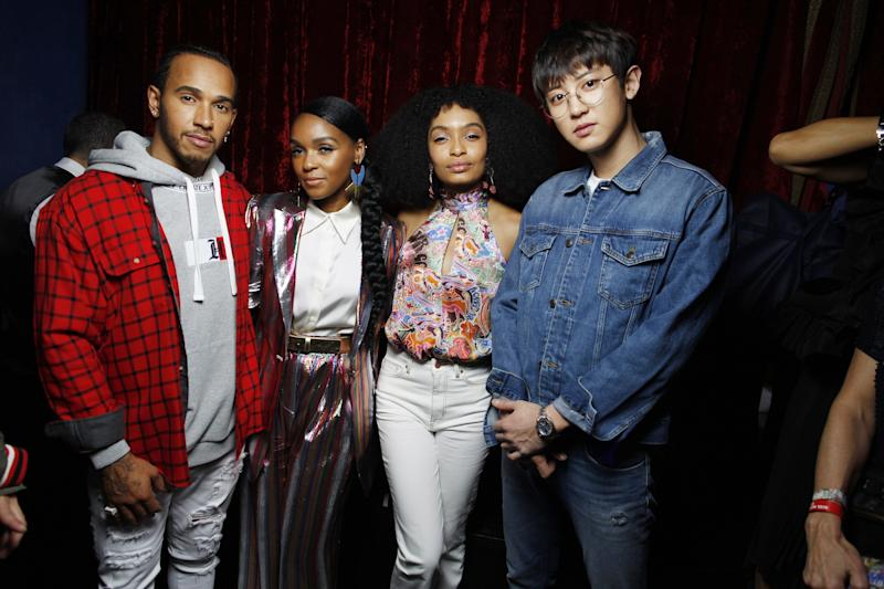 9882ab6cb8af6 The Tommy Hilfiger x Zendaya After-Party Was Just as Epic as the Show