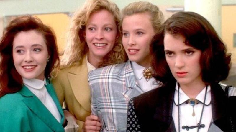 Heathers is one of the best movies on Amazon Prime