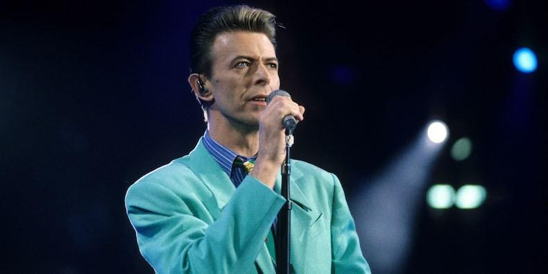 """David Bowie Gave Approval for His New """"Twin Peaks"""" Cameo"""