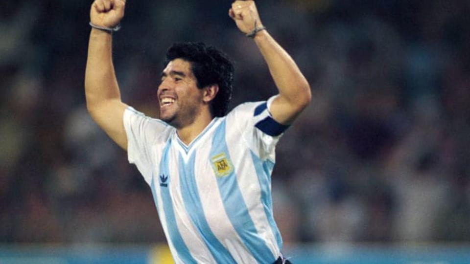 Diego Maradona Argentina | Getty Images/Getty Images