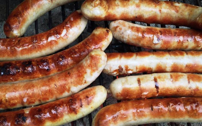 Sausages - Getty Images/EyeEm