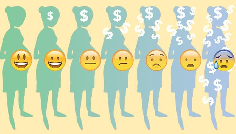 Worrying About Money While Pregnant Linked to Low Birth Weight, Study Finds
