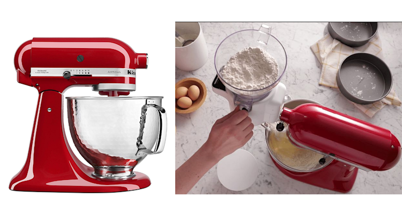 Images via KitchenAid.