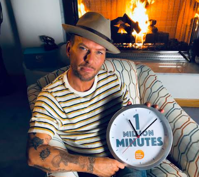 Matt Goss is supporting GMB's campaign to combat loneliness (Credit: ITV)