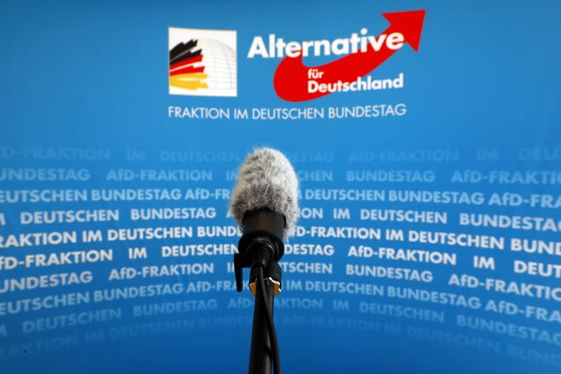 'Or gas them': Germany's far-right AfD fires official over migrant comment