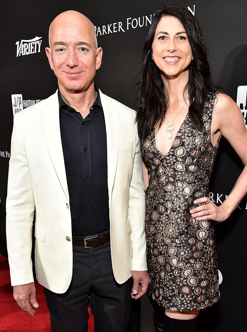 Will Jeff Bezos 137 Billion Divorce Be The Most Expensive In History