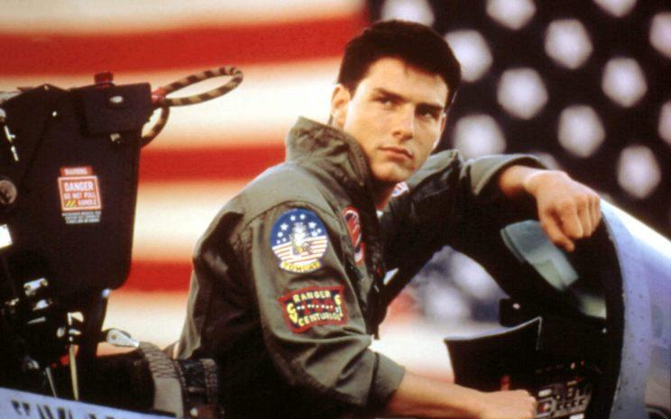 It's on... Cruise reveals Top Gun 2 is happening - Credit: Paramount