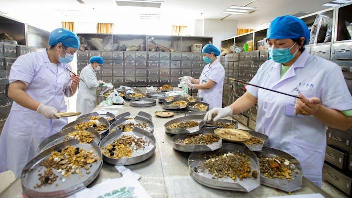 Covid-19 has given new momentum to Beijing's push to internationalise traditional medicine