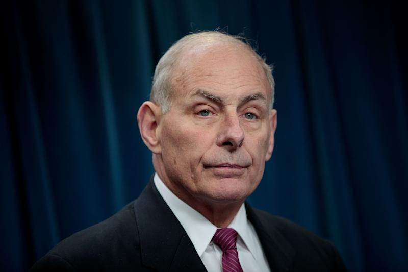 DHS Secretary John Kelly: Border Wall is 'Essential' Despite Looming Government Shutdown