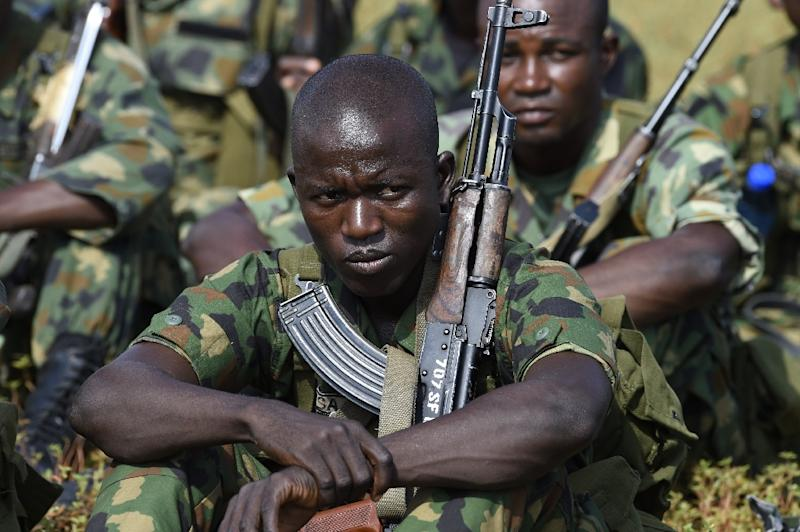 The Nigerian military has been fighting Boko Haram since 2009