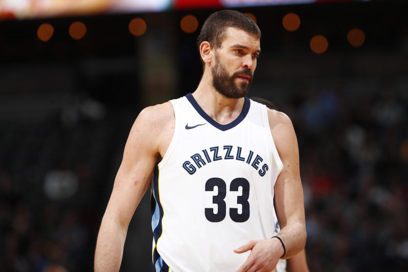 Marc Gasol: It's Time For Grizzlies To Move On From Marc Gasol