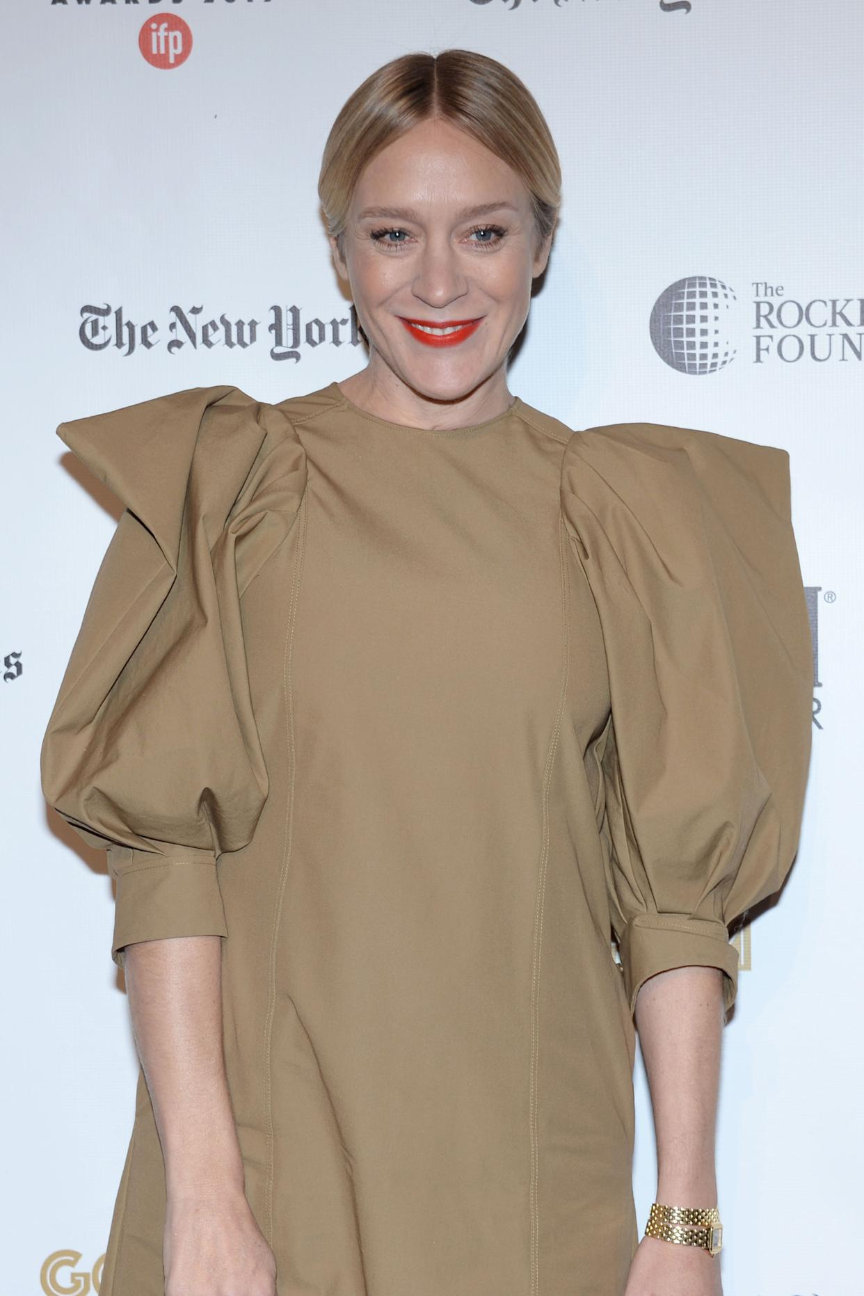 NEW YORK, NEW YORK - DECEMBER 2: Chloe Sevigny attends 2019 IFP Gotham Awards on December 2, 2019 at Cipriani Wall Street in New York City. (Photo by Paul Bruinooge/Patrick McMullan via Getty Images)