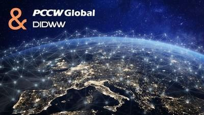 PCCW Global Collaborates With DIDWW To Extend SIP Trunking Service To Cover Europe And Asia Regions (PRNewsfoto / DIDWW)