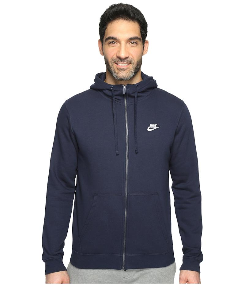 Thanks to Zappos, you can save nearly 50 percent on this Nike hoodie. (Photo: Zappos)