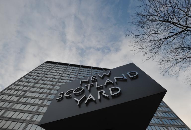 The famous New Scotland Yard revolving sign is to be relocated following the sale of the building to UAE investors for 370 million pounds