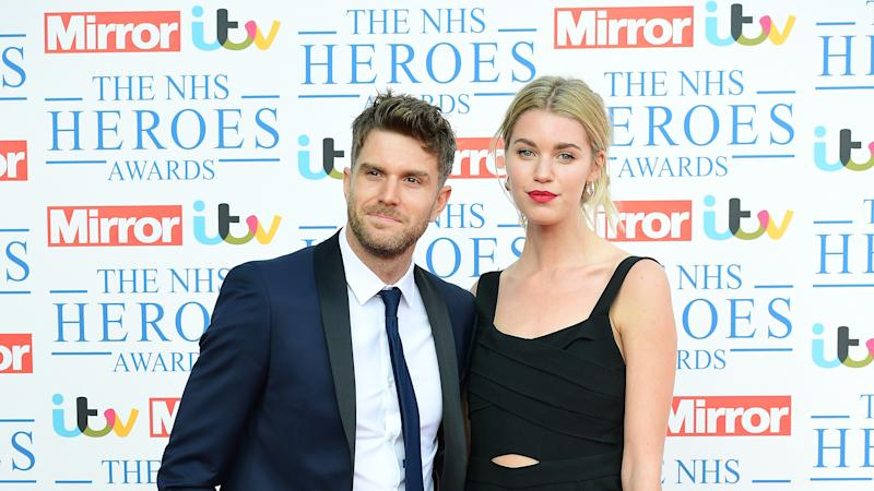 Comedian Joel Dommett reveals identity of star who officiated at his wedding
