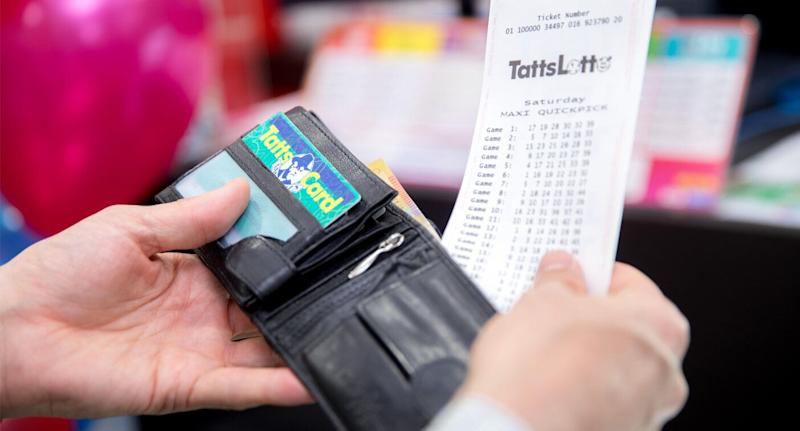 St Albans Tatts Lott winner was too busy to claim $3.3 million prize.