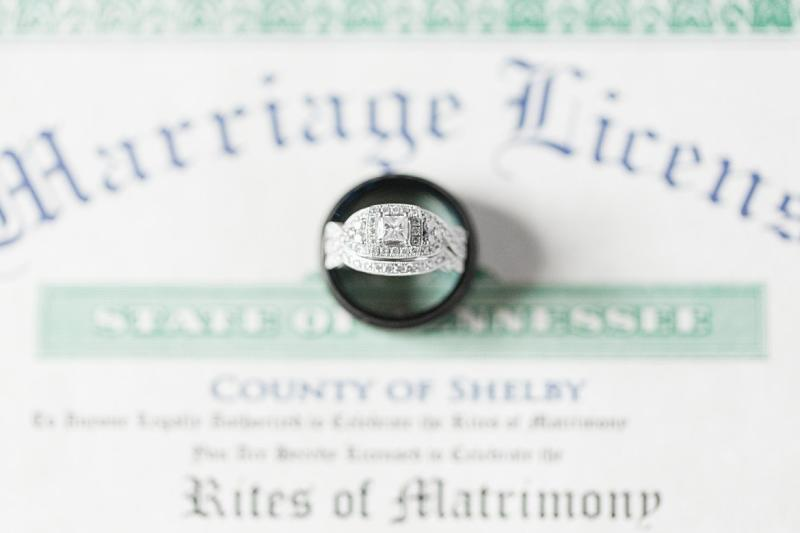 It's official. (Amy Hutchinson Photography)