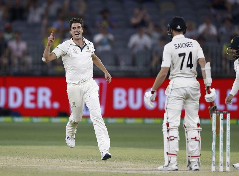 Pat Cummins was picked on the back of some excellent Test bowling