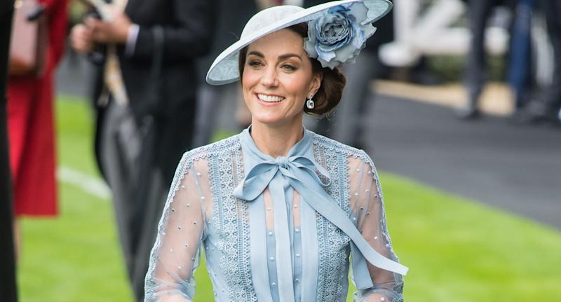 Catherine, Duchess of Cambridge. (Photo by Samir Hussein/WireImage)