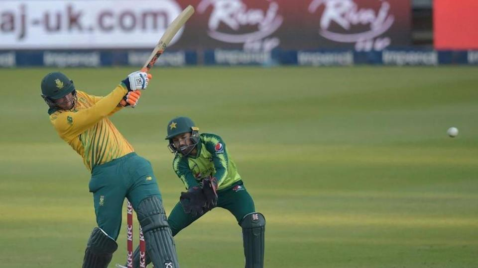 South Africa beat Pakistan in second T20I: Records broken