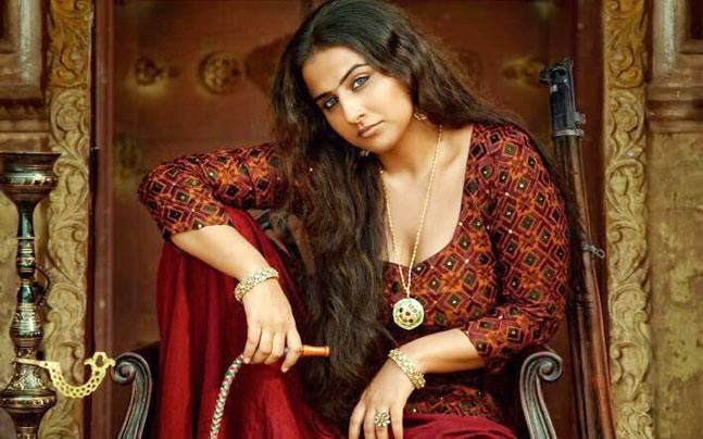 Begum Jaan poster: Vidya Balan looks intriguing as madam of a brothel