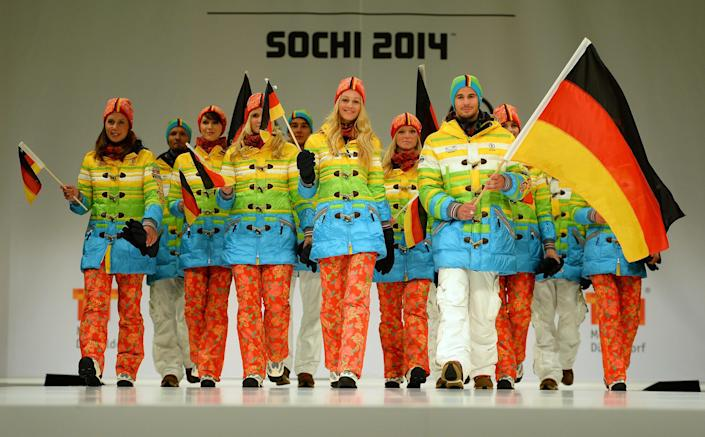 Winter Olympics, Russia, 2014 (Bongarts/Getty Images)