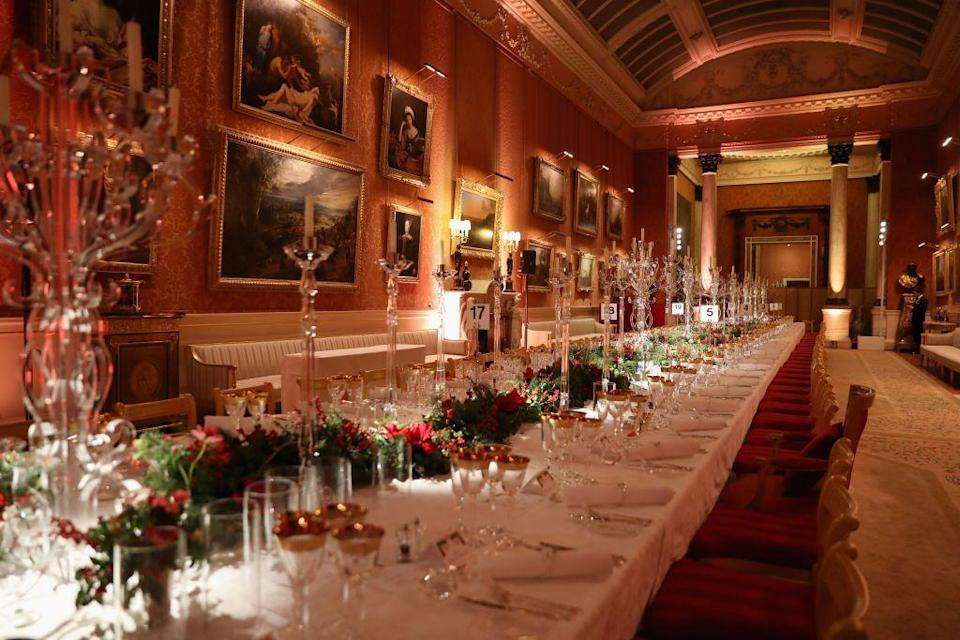 <p>Morning ceremonies followed by midday receptions have long been a royal tradition; after the Cambridges' wedding, the queen hosted lunch for 650 guests at Buckingham Palace. Now, with Covid-19 restrictions, more couples are wisely following suit (with much smaller guest lists, of course). </p>