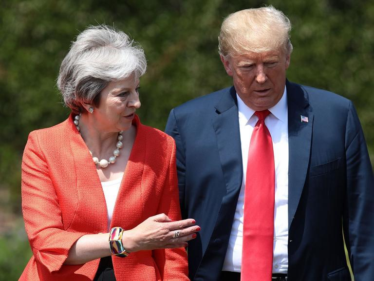 British influence in Washington has 'vanished' due to Brexit, French ambassador to US says