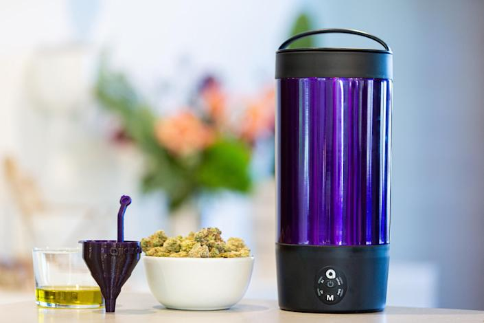 The FX by Ardent, the all-in-one portable cannabis kitchen. (Ardent)