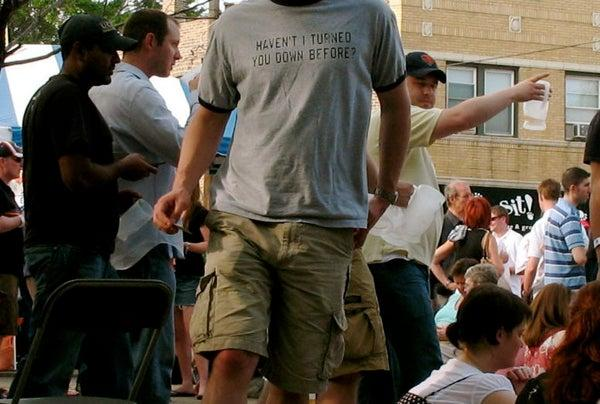 Cargo Shorts Are Hurting Marriages