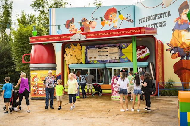 7 Hidden References to Lookout for When You Visit Toy Story Land