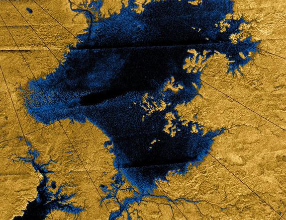 Proposed Space Boat Could Explore Lakes On Saturn's Moon Titan