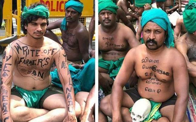 Tamil Nadu farmers threaten to agitate again over EPS govt's controversial report on suicide