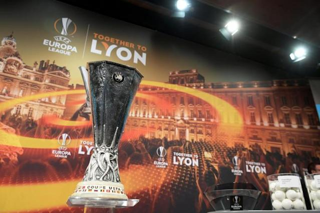 Europa League trophy 'briefly stolen' in Mexico from an official's car, Uefa confirm